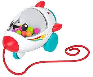 Brinquedo Para Empurrar Foguete Anda Comigo - Fisher Price