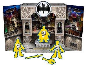 Conjunto Surpresa Imaginext (+3 anos) - Gotham City - DC Comics - Mattel