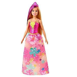 Barbie Dreamtopia (+3 anos) - Princesa Loira - Mattel