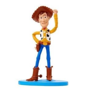 Mini-Figura - Woody - Toy Story - Disney - Mattel