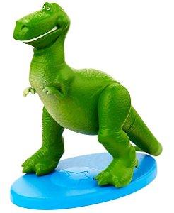 Mini-Figura - Rex - Toy Story - Disney - Mattel