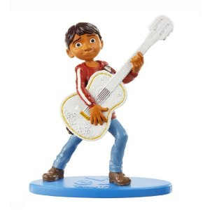 Mini-Figura - Miguel - Viva, a Vida é Uma Festa - Disney - Mattel