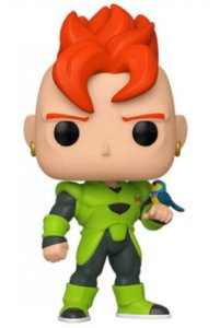 Action Figure - Android 16 - Dragon Ball Z - Pop! Funko
