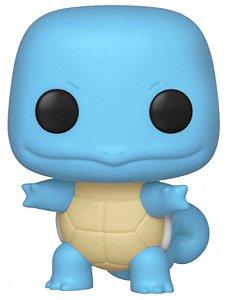 Action Figure - Pokemon - Squirtle - Pop! Funko