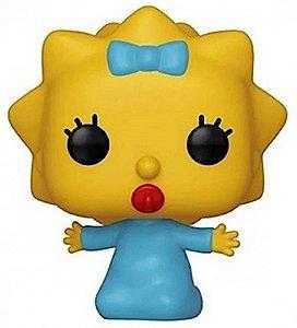 Action Figure - Maggie Simpson - Os Simpsons - Pop! Funko