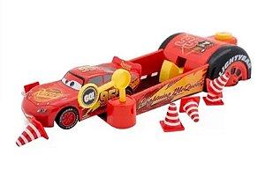 Brinquedo Lançador De Veículos Relâmpago McQueen - Toyng