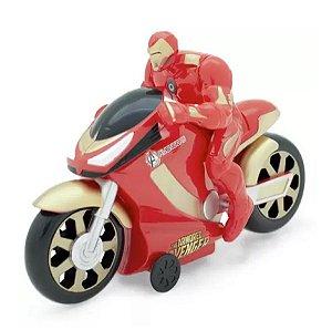 Moto Fricção Vingadores Homem De Ferro - Toyng