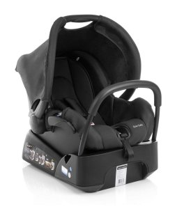 Bebê Conforto com Base One Safe Full Black - Safety