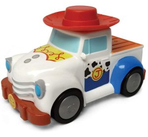 Carrinho Roda Livre Jessie (+3 anos) - Toy Story - Disney - Toyng