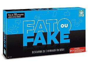 Jogo Fato ou Fake?  NIG Brinquedos
