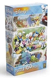 Quebra Cabeça 150 Peças (+6 anos) - Disney - Grow