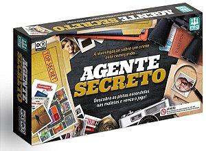 Jogo Agente Secreto - NIG Brinquedos