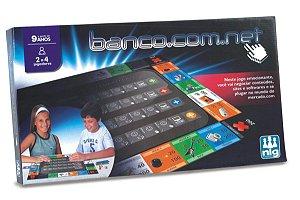 Jogo Banco.Com.Net  (+ 9 anos)  NIG Brinquedos