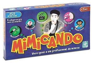 Jogo Mimicando (+7 anos) - NIG Brinquedos