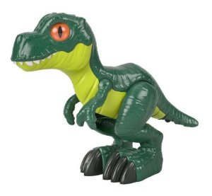 Boneco Imaginext (+3 anos) - Dinossauro T-Rex - Jurassic World - Fisher Price