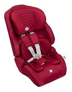 Cadeira para Auto Ninna (até 36 kg) - Vermelho - Tutti Baby