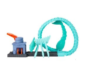 Pista City Nemesis Escorpião (+5 anos) - Hot Wheels - Mattel