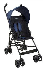 Carrinho de Bebê OI (até 15 kg) - Azul - Burigotto