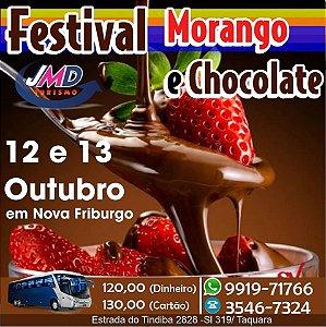Festival do Morango com Chocolate | Friburgo/RJ