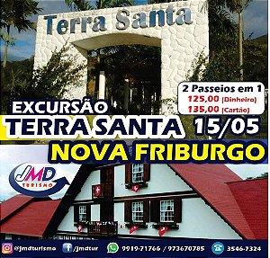 Friburgo + Terra Santa | Rio de Janeiro/RJ