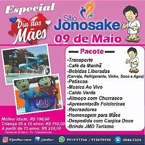 Especial Dia das Mães no Sítio Jonosake | Rio de Janeiro/RJ
