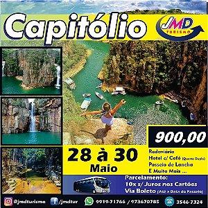 Capitólio | Minas Gerais/MG