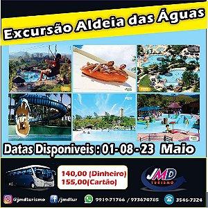 Parque Aquático Aldeia das Águas | Barra do Piraí/RJ