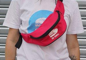 Pochete Rosa - Logo