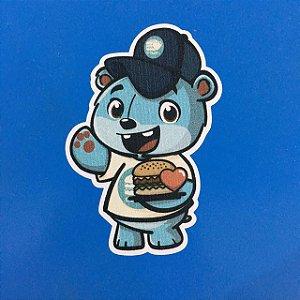 Stickers - Ursinho Agabê