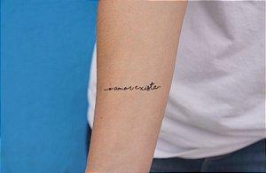 Tattoo - O amor existe