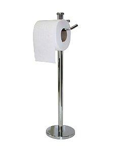 Papeleiro Vertical Metal Cromado Standard