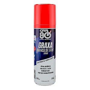 GRAXA AUTOMOTIVA SPRAY 300ML/200G CAR80GRAXABR
