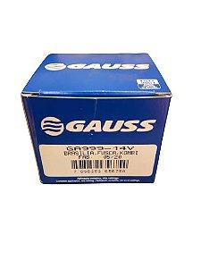 REGULADOR DE VOLTAGEM 14V GAUSS GA999 - VW GOL REFRIG. AR