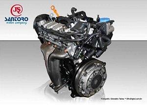 MOTOR  VW 1.6 FLEX NOVO ORIGINAL COMPLETO.