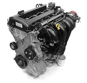Motor Ford Focus e Ecosport 2.0 16V 2003/2008 4 Cilindros Gasolina Duratec 4x2 Para Veículos com Câmbio Mecânico