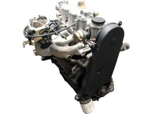 Motor GM 2.0 Carburado Completo Monza Ipanema Kadett