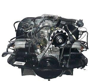 MOTOR VW 1600 NOVO /STD COMPLETO INJEÇÃO.
