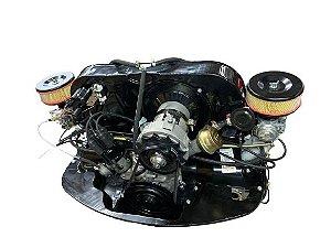 MOTOR VW 1600 NOVO COMPLETO CARB. DUPLA.