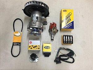 Kit Ignição Eletrônica Completa