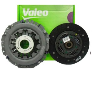 KIT EMBREAGEM - 205MM/20 ESTRIAS PLATO/DISCO  VALEO