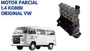 MOTOR PARCIAL  1.4 KOMBI ORIGINAL VW
