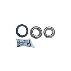 Kit Rolamento Roda Traseiro - S/ Cubo Escort / Verona/ Logus/Pointer