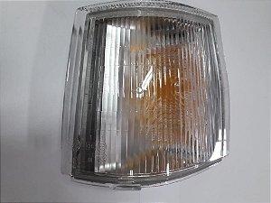 Lanterna Dianteira Lado Esquerdo  Uno/ Prêmio/ Fiorino Após 91.