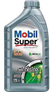Óleo do motor - Mobil - Sintético D1 - Super 5W-30 - API SN - cada (unidade) - APISN/5W-30