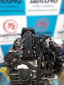 MOTOR NOVO ORIGINAL COMPLETO 1.0 CORSA (CLASSIC) 2015/2017.