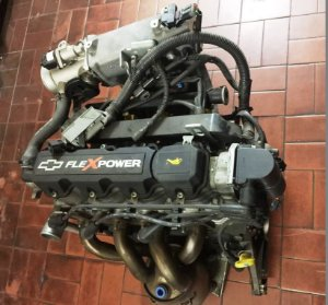 MOTOR GM 1.0 NOVO ORIGINAL FLEX POWER