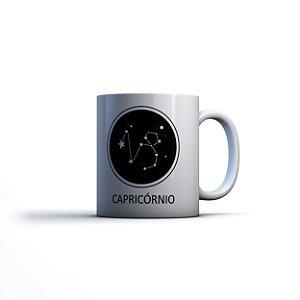 Caneca Yuzo 23x9,5cm Signos Capricórnio