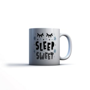 Caneca Yuzo 23x9,5cm Sleep Sweet