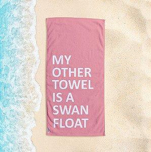 Toalha de Praia Yuzo 70x140cm Rosa My Beach Towel