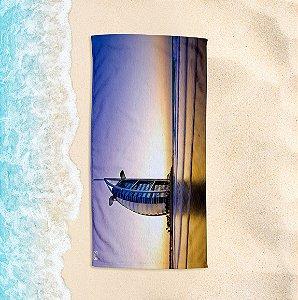Toalha de Praia Yuzo 70x140cm Cartão Postal Dubai